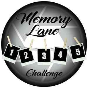 memory lane challenge badge
